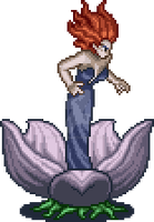 Queen Beryl Sprite Recolouring by Cookies64