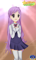 SMSE Fuyumi by RJAce1014