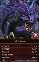 Hail Tarasque by KilaliPop