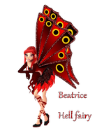 Beatrice hell fairy by Beatrice-Dragon-Team
