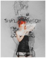 SHIRLEY MANSON by Alams