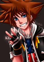 KH: Keep Smiling! by KikyoYuuki