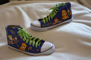 Heavy Entoons Chucks by rockingenton