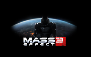 Mass Effect 3 1280x800 by lukemat
