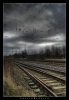 Railroad Tracks by real-creative