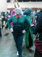 Me as Calliope at Megacon! by uglyduckbella