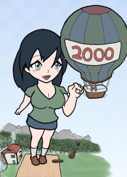 2000 Hits by chibiBiscuit