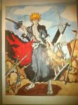 Ichigo, battleground by Devastator88