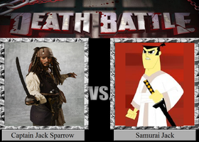 Death Battle 41: Jack VS Jack! by HailfirePhantom