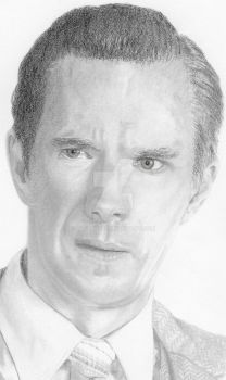 Edwin Jarvis by aleera21
