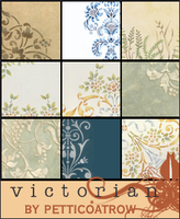 Icon Bases: VICTORIAN by petticoatrow