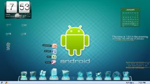 Android-Chrome OS by MJ-lim