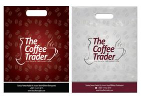 The coffee trader Takeaway bag by fox3mr