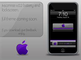 iNsomnia for ipod touch by gravedesires777