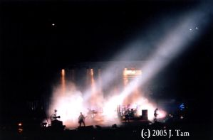 Nine Inch Nails by TheSpazOutLoud