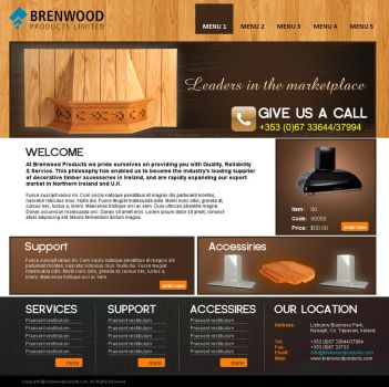 furniture website. by IMADEEL