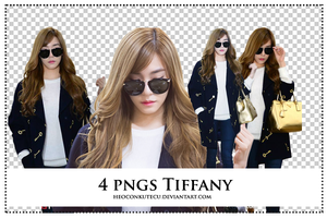 PNGs Pack Tiffany by Heoconkutecu