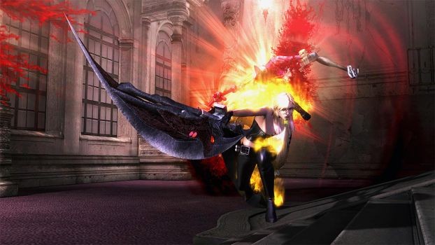 Devil May Cry 4 Special Edition by Sparda-Trish