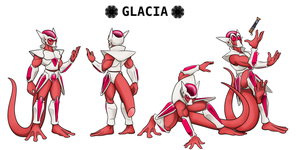 Glacia by RiddleAugust