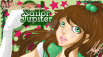 Sailor Jupiter by MoonlightKCreations