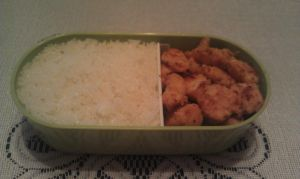 My Second Bento: Tier One by ChiisaiKabocha17