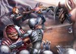 Two Krogan, One Spectre! by Mikesw1234