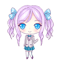 My Second Pixel F2U by Ricchan08