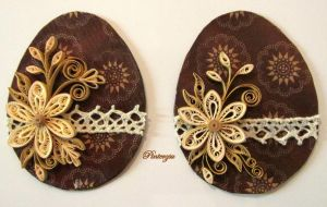 Easter fridge magnet by pinterzsu