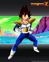 Vegeta Sayan V2 PNFS by Seiya-Dbz-Fan