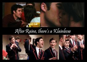 After Raine there's a Klainbow by ChadtheFab
