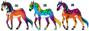 Lisa Frank Style Adopts - Closed by SWC-arpg