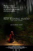 Red Riding Hood Poster by crazyanthrowolf