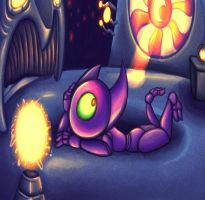 Outcat Odyssey: The MoonWatcher by megadrivesonic