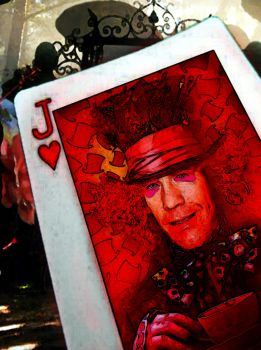 David as Hatter Jack of Hearts by DMWVCS