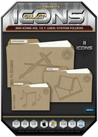 BSG Icons Vol 10.1 by CQ - OSX by BSG75