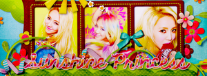 [CoverFacebook] Sunshine Princess - Hyoyeon Kim by lapep999