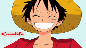 Luffy! by Goldfish-24-7