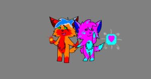 Cats ^-^ :D by RainbowtheKitty