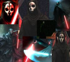 Darth Nihilus by stranger86
