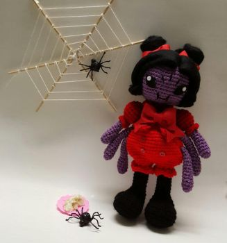 Muffet, Undertale by Tia-tony