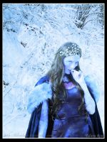 Ice Queen by LadyEdana