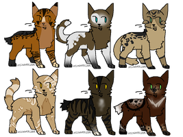 OPEN cat adopts brown theme by 63v3rCervidae