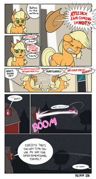 Travel like a Pink Horse by Dreatos