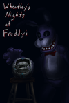 Wheatley's Nights at Freddy's - Cover by BlazingCoral