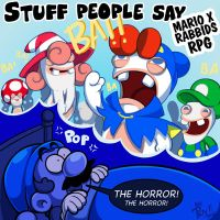 Stuff people say 266 by FlintofMother3
