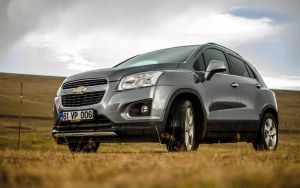 Chevrolet Trax Wallpaper by MaMBoS