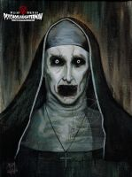 Valak by PsychoSlaughterman