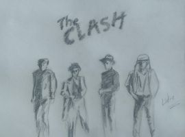 The Clash by LidiaGL