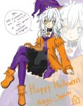 RE:verse_Halloween themed by Hibiki-Sukai