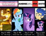 ** NEXT CONVENTION: Anime Expo 2015 (July 2-5) ** by AniRichie-Art